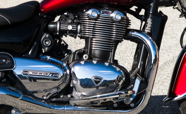 Triumph Thunderbird LT Engine