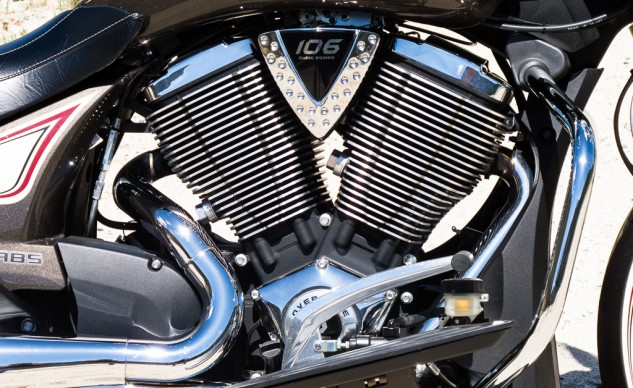 Victory Cross Roads Classic Engine