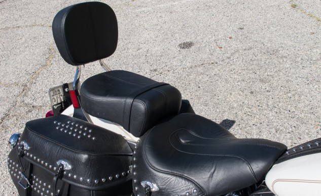 Heritage Softail Classic Seat