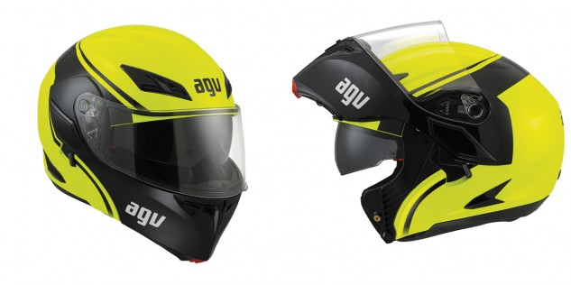 The AGV Numo EVO modular helmet is one lid we can't wait to try.