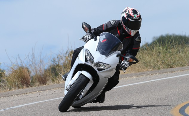 The 2014 Interceptor should please both the VFR faithful and those new to the long-lived V-Four model line.