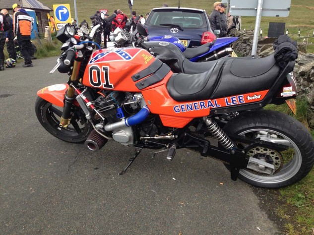 Turbocharged Suzuki 1000 General Lee Tribute.