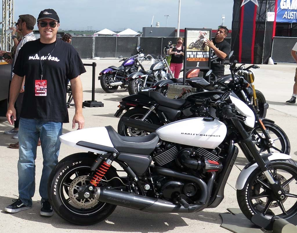 2015 Harley Davidson Street 750 Review First Ride