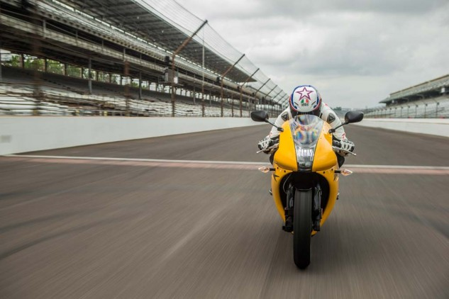 The EBR 1190RX is a testament to American engineering talent, proving a home-grown sportbike can go toe-to-toe with the best the world has to offer. Finally, we are seeing the sportbike Erik Buell has always wanted to build.