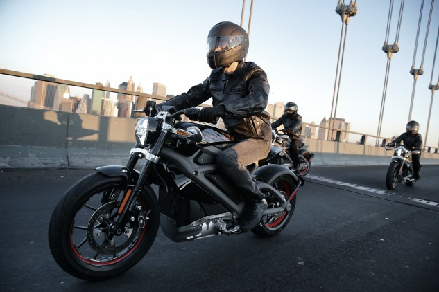 Harley-Davidson is bringing the LiveWire to dealerships in 30 U.S. cities. Test ride registrations are available on online