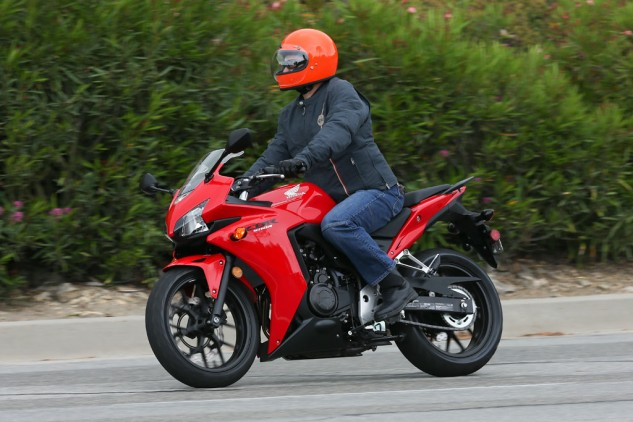 Available accessories include a 35-liter rear trunk, saddlebags, seat cowl, a tank bag, and a host of carbon-fiber-styled bodywork including front fender, inner cowl and headlight cover.