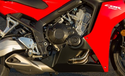 Honda CBR650F Engine