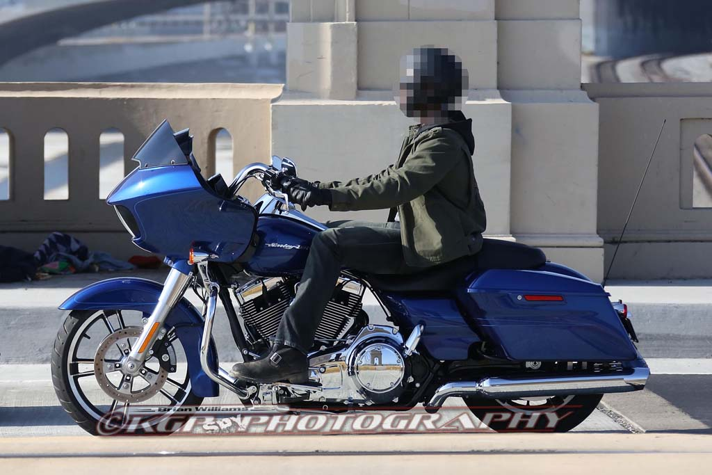 SCOOP: 2015 Harley-Davidson Road Glide Spied