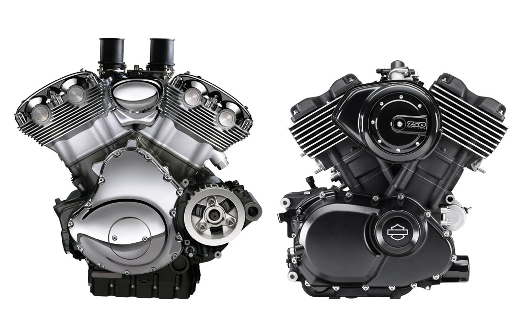 071014-harley-davidson-v-rod-vs-street-engines - Motorcycle.com on jeep with motorcycle engine, scooter with motorcycle engine, suzuki with motorcycle engine, golf cart engine hp, wheelchair with motorcycle engine, truck with motorcycle engine, tractor with motorcycle engine, harley golf cart engine, golf cart conversion for jeep, used ezgo golf cart engine, boat with motorcycle engine, vespa with motorcycle engine, golf cart engine conversion, golf cart engine swap, golf cart atv engine, ezgo golf cart robin engine, golf cart with motorcycle tires, go kart with hayabusa engine, golf cart motor swap, stock hayabusa engine,