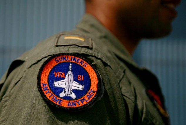 Established in 1955, VFA (strike fighter squadron) 81 is based at Naval Air Station Oceana.