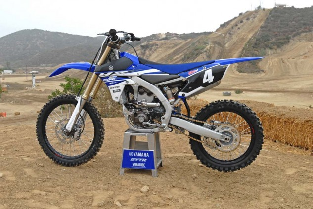 Yamaha invited us to Southern California's Glen Helen Raceway to sample the 2015 YZ250F. Already the class leader, the 250F benefits from minor tweaks that add up to significant improvements over the revolutionary 2014 model.