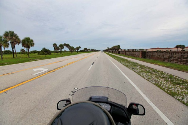 A1A. The iconic beach road that runs 339 miles from northern Florida to Key West.