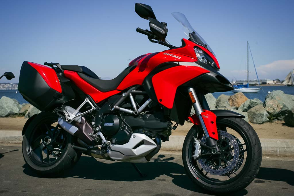Middleweight Sport Touring Motorcycles