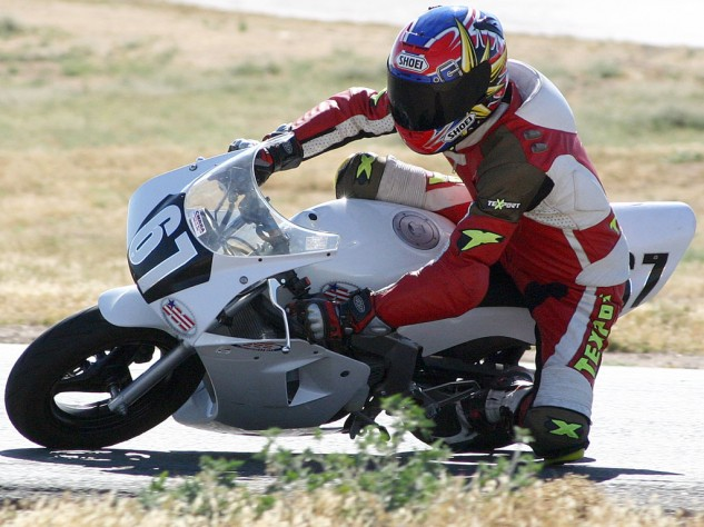 I had more fun racing the NSR50R than I ever did racing full-size sportbikes. The fact that I could wrench on it in a hotel room was a nice bonus.