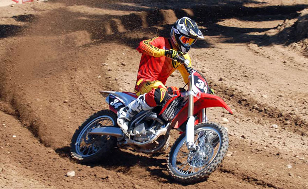 2015 Honda CRF250R First Ride Review