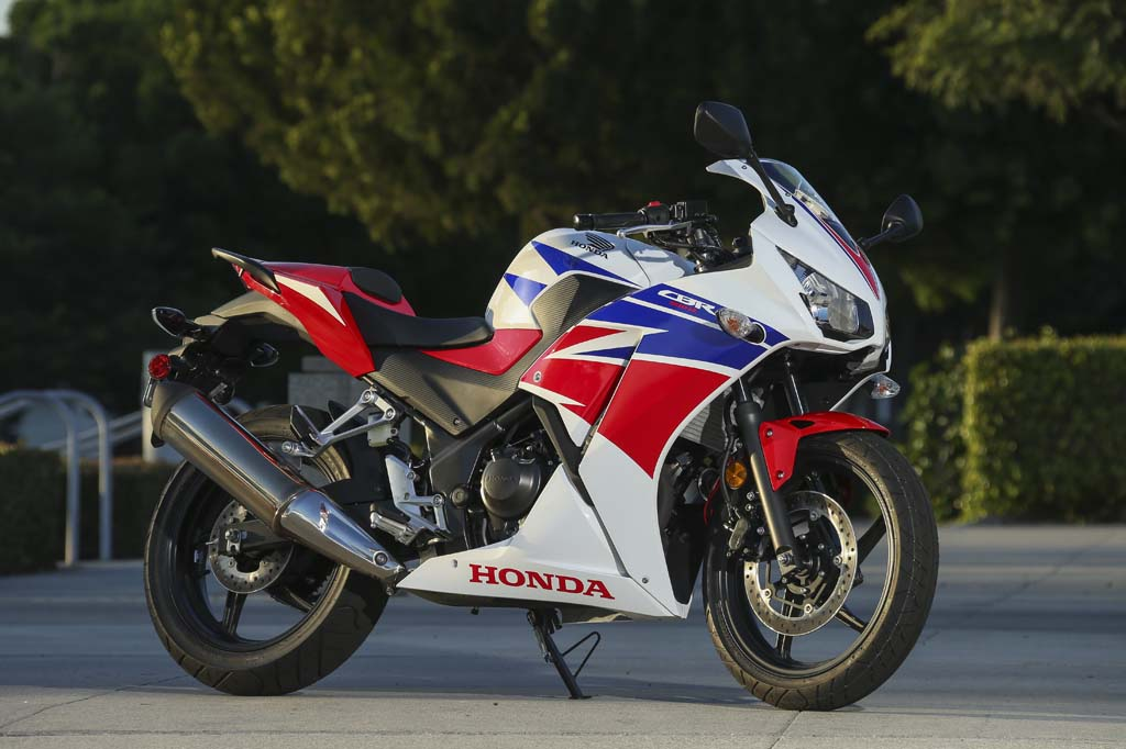 2015 Honda Cbr300r First Ride Review