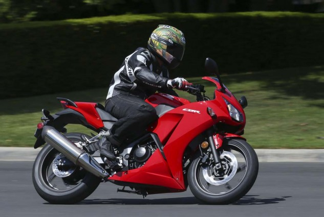Honda's CBR300R impressed during our short time with it. Naturally, a rematch with the Kawasaki Ninja 300 is in order.
