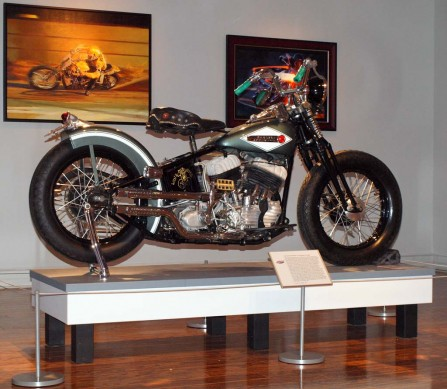 090214-vroom – H-D 1947UL Calif cutdown