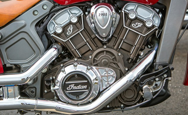 Could this mark the end of liquid-cooled cruiser engines trying to look air-cooled?