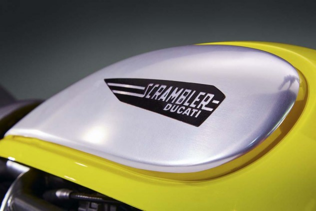 Is the Scrambler the retro-inspired machine that can bring the fight to Triumph's Bonneville?