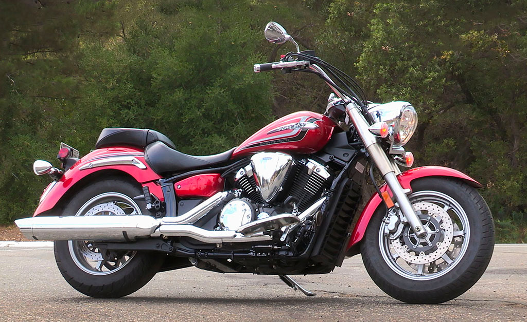 2014 Star Motorcycles V Star 1300 Review