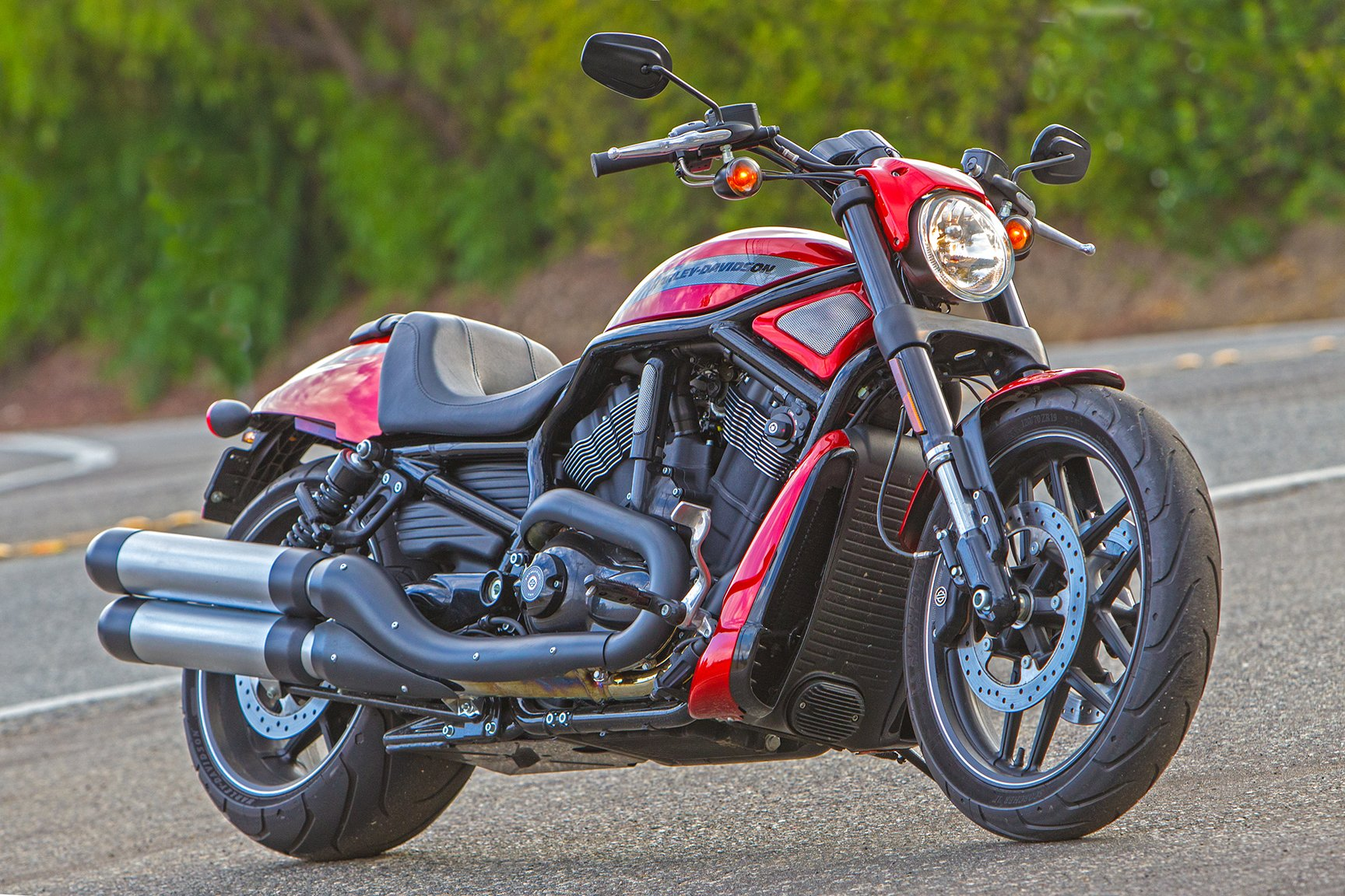 2015 Harley Davidson Night Rod Special Review Motorcycle Com