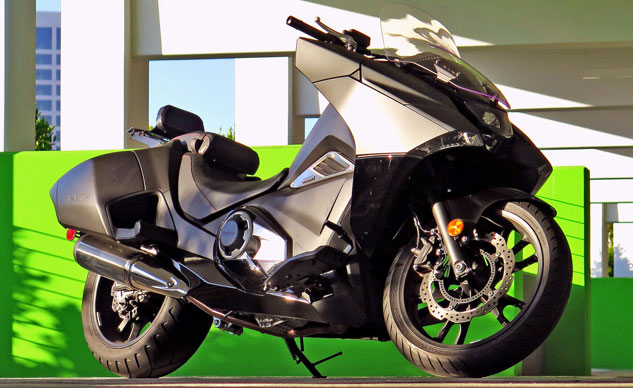 2015 Honda Nm4 Feature Motorcycle Com