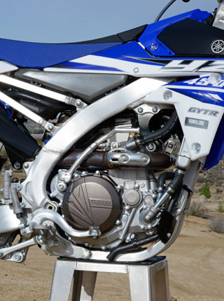 2015 Yamaha Yz450f Review Motorcyclecom