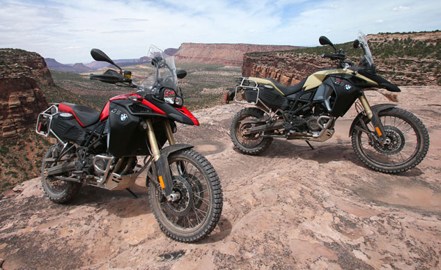 BMW F800GS Adventure WING4949