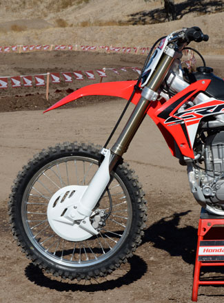 Stupendous 2015 Honda Crf450R First Ride Review Evergreenethics Interior Chair Design Evergreenethicsorg