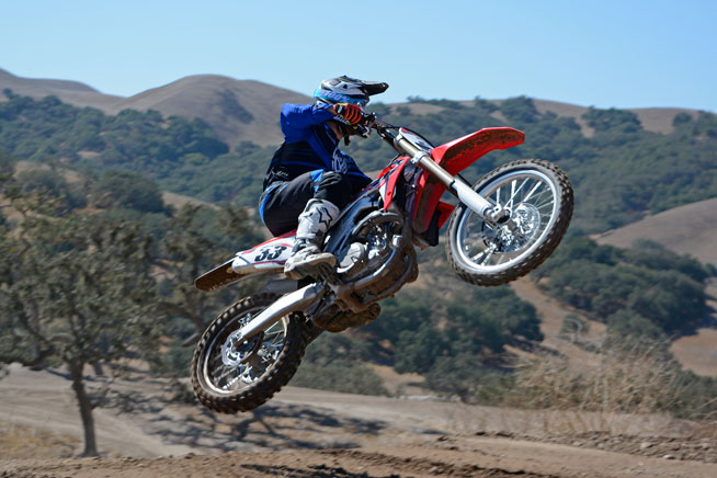 Groovy 2015 Honda Crf450R First Ride Review Evergreenethics Interior Chair Design Evergreenethicsorg