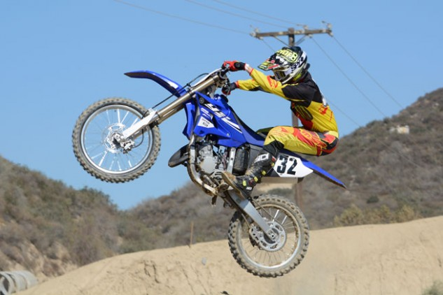 2015 Yamaha YZ125 Air