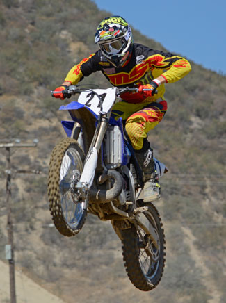 2015 Yamaha YZ125/YZ250 First Ride Reviews