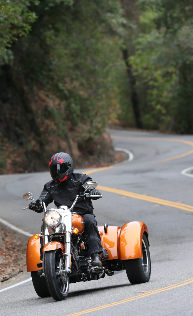 2015 Harley-Davidson Freewheeler Review