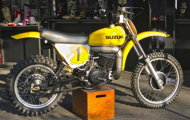 Roger DeCoster RM370