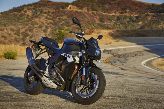 Erik Buell Racing might be a little late to the Streetfighter party (a category Buell arguably created), but the EBR 1190SX is a worthy competitor to the mighty KTM.
