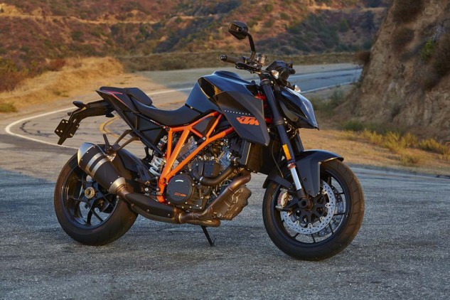 If there's only room for one motorcycle in your garage, then the answer is simple: KTM 1290 Super Duke R.