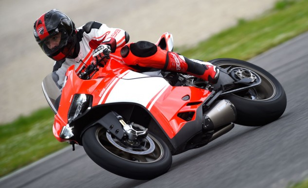Ducati's Superleggera is packing 200 horses in a sexy 390-lb package.