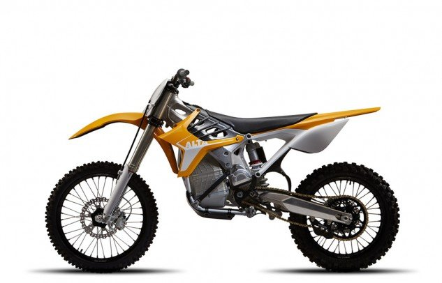 No longer under the BRD moniker, the Alta Motors Redshift MX was designed from the ground up to be a competitive MX2/Lites class motorcycle that happens to run on electrons instead of gasoline. Because of the unique energy profile of MX, Alta believes electrics could actually be a better competition dirtbike.