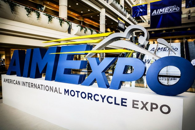 Florida's AIMExpo gets the whole moto-industry into one place for one giant show.