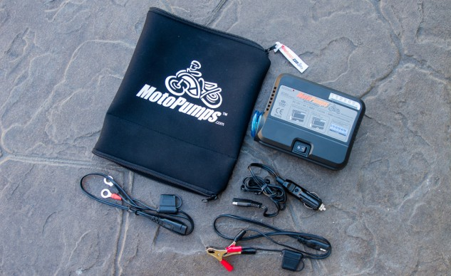 MotoPumps Mini Pro Deluxe Kit
