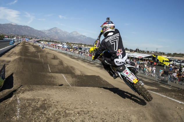 The scrub master, James Stewart, took to the Straight Rhythm course like a fish to water.