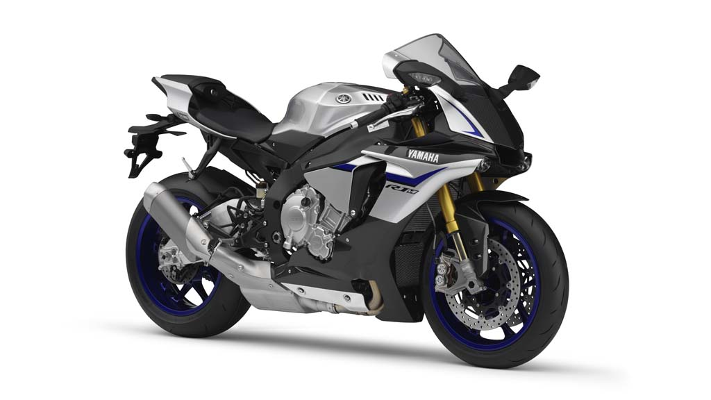 EICMA: 2015 Yamaha YZF-R1 and YZF-R1M Preview