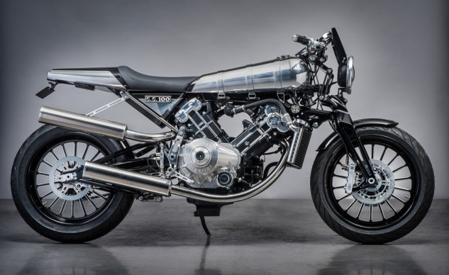 Brough Superior SS100 Traditional