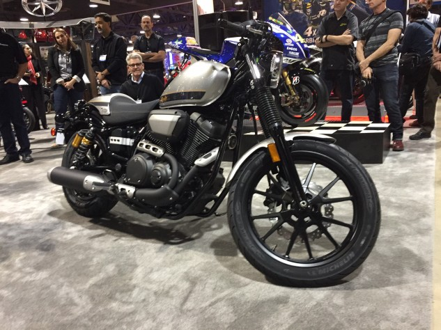 Considering a Harley Sportster? The Bolt C-Spec may change your mind.