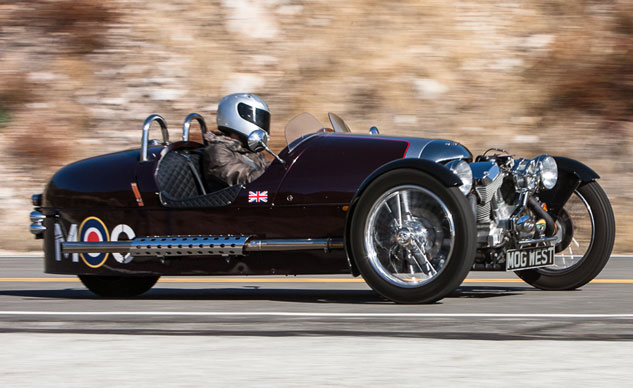 Morgan  Wheel Car For Sale