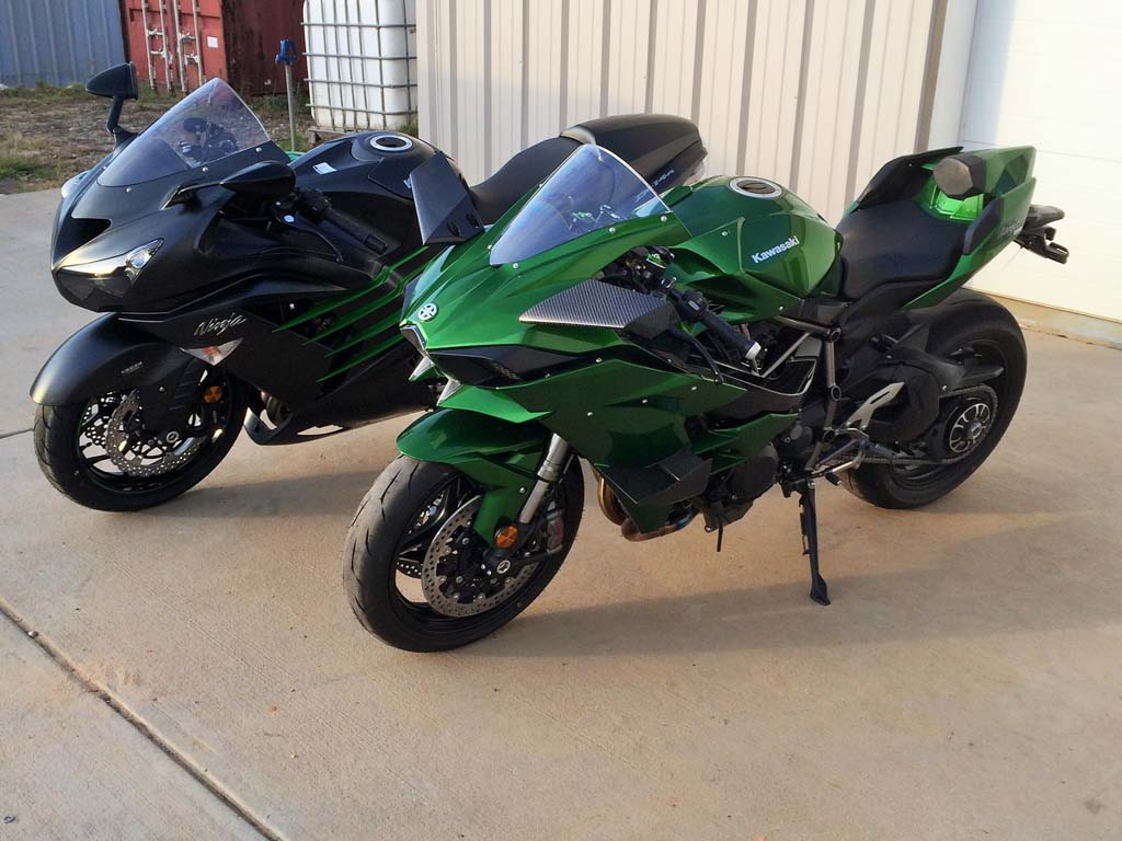 Kawasaki Ninja Weight Limit