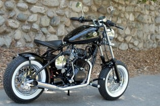 CSC constructs a variety of Mustangs in 150cc and 250cc sizes.