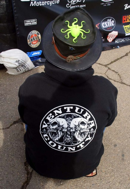 Best Combination of Hoodie and Hat.