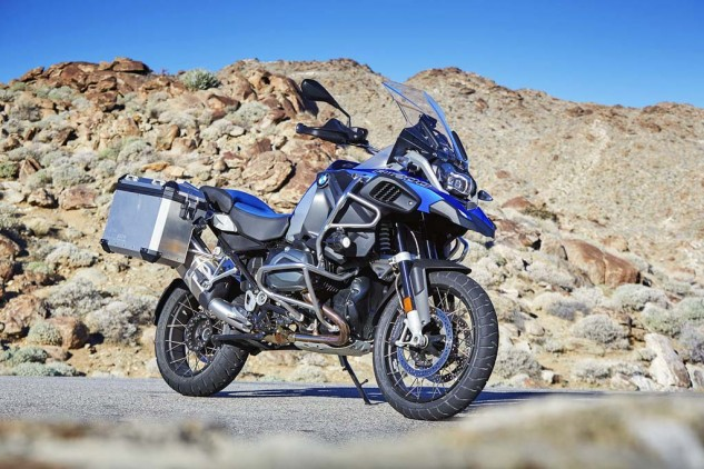 Battle Of The Adventures: BMW vs. KTM + Video